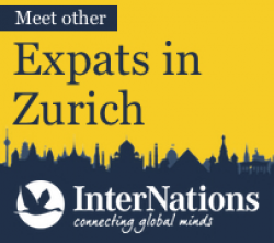 InterNations helps you find friends and invaluable information in Zurich