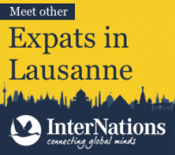 InterNations helps you find friends and invaluable information in Lausanne